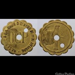 Monnaies de nécessité - Jetons II