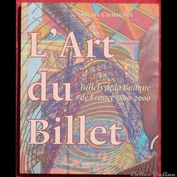 2000 - L'Art du Billet - Musée Carnavale...