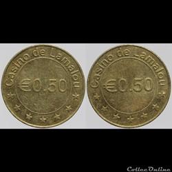 34 - Lamalou-Les-Bains - 0,50 Euro
