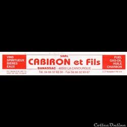 Cabiron et Fils (2000)