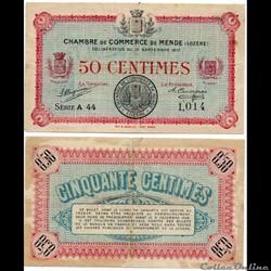 50 cent. C.C.M. - Série A44