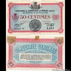 50 cent. C.C.M. - Série C11