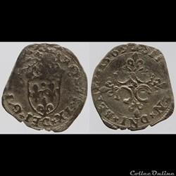 Charles IX - Sol - 1569, Montpellier
