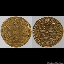 Charles V - Franc à pied