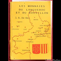 1989 - Les monnaies du Languedoc..., J. ...