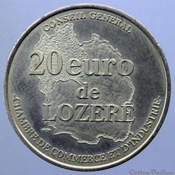 20 euro de Lozère
