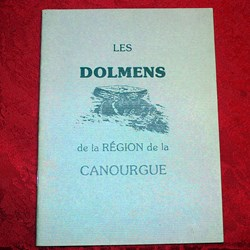 Livre - Les Dolmens de la Canourgue