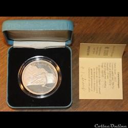 1989 - 100 franc argent B.E.
