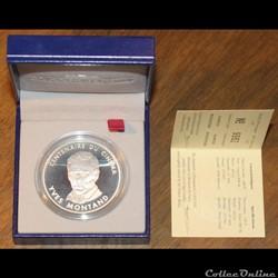1995 - 100 franc argent B.E.