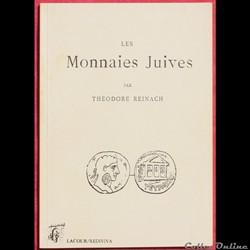 1997 - Les monnaies Juives - T. Reinach