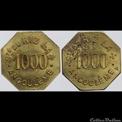 16 - Angoulème - 1000