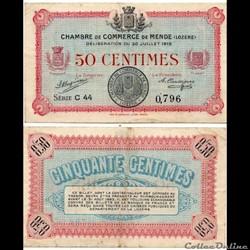 50 cent. C.C.M. - Série C44