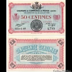 50 cent. C.C.M. - Série C27
