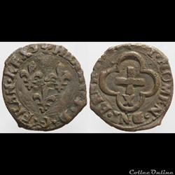 Henri II - Double tournois - 1552, Villefranche