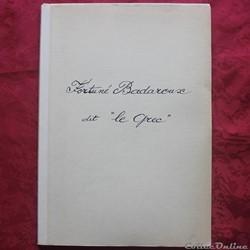 """Livre - Fortuné Badaroux dit """"Le Grec"""""""