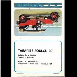 Calendrier 1975