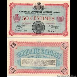 50 cent. C.C.M. - Série C14
