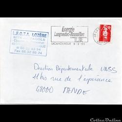 1995 - La Canourgue / Energie Languedoc-...