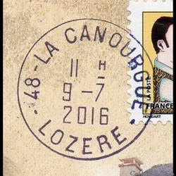 2016 - Type A9, 48 - La Canourgue