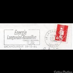 1994 - La Canourgue / Energie Languedoc-...