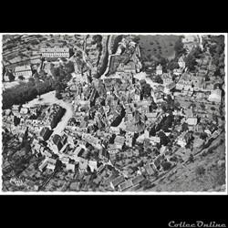 C03 - 1 - Vue générale aérienne - Ensemble de la Ville
