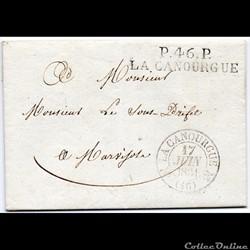 Marcophilie et documents postaux