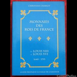 1996 - Monnaies des Rois... - C. Charlet