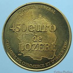450 euro de Lozère