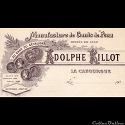 Enveloppes - Factures - Documents commerciaux