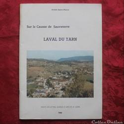Livre - Laval du Tarn