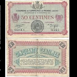 50 cent. C.C.M. - Série A1