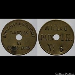 12 - Millau - Boulangerie - 1 K de pain