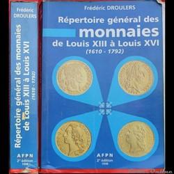 1998 - Répertoire général... - F. Droule...