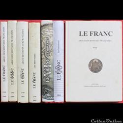 1995/2014 - Argus Le Franc, collectif