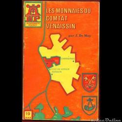 1975 - Monnaies du Comtat Venaissin, J. ...