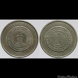 17 - La Rochelle - 1 euro