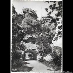 C03 - 4 - Le tunnel du Sabot, route des ...