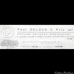 Delous Paul & Fils (1988)