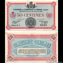 50 cent. C.C.M. - Série C1