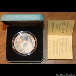 1990 - 100 franc argent B.E.