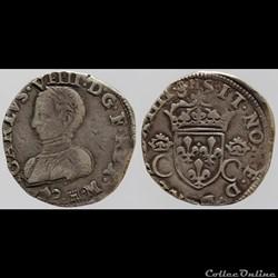 Charles IX - Teston - 1564 Toulouse