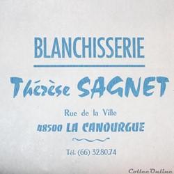 Sagnet Thérèse (années 80)