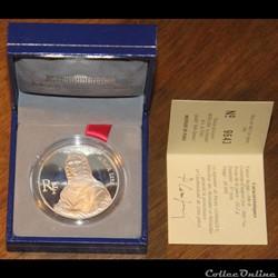 1993 - 100 franc argent B.E.