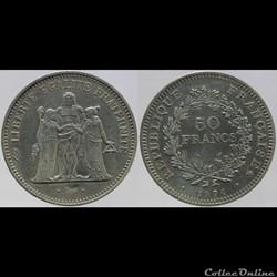 Dupré - 50 fr. - 1974