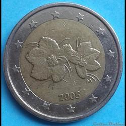 Finlande - 2005 - 2 euros