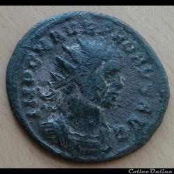 PROBUS - aurelianus - PROVIDENTIA AVG
