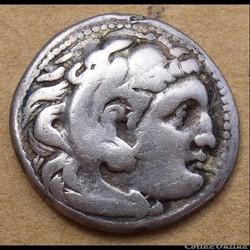Alexandre le Grand - Drachme