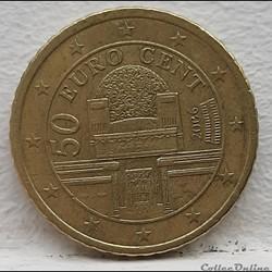 Autriche - 2006 - 50 cents