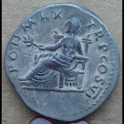 Vespasien - denier - pax - 75