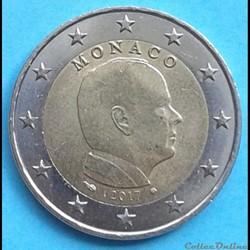 Monaco - 2017 - 2 euros
